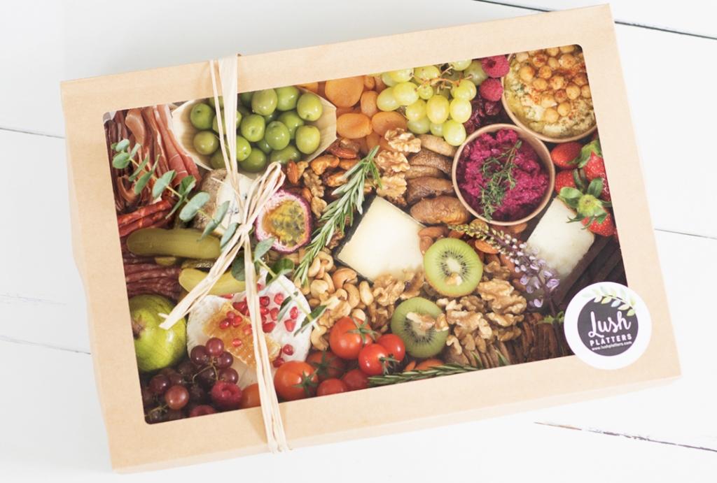 Lush Platters Boxes Lush Platters